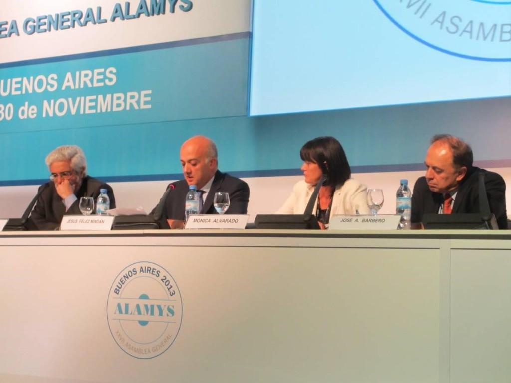 CITEF ha participado en la XXVII Asamblea General de ALAMYS