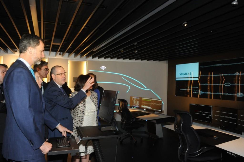 Nuevo Centro de I+D de Siemens en España
