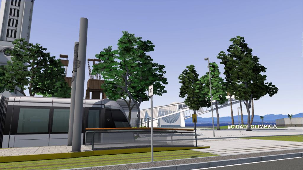 CITEF instala el simulador de VLT Carioca