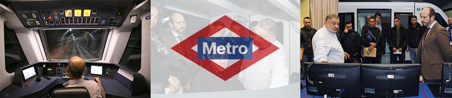 CITEF: Una década instalando aulas formativas de simulación para Metro de Madrid