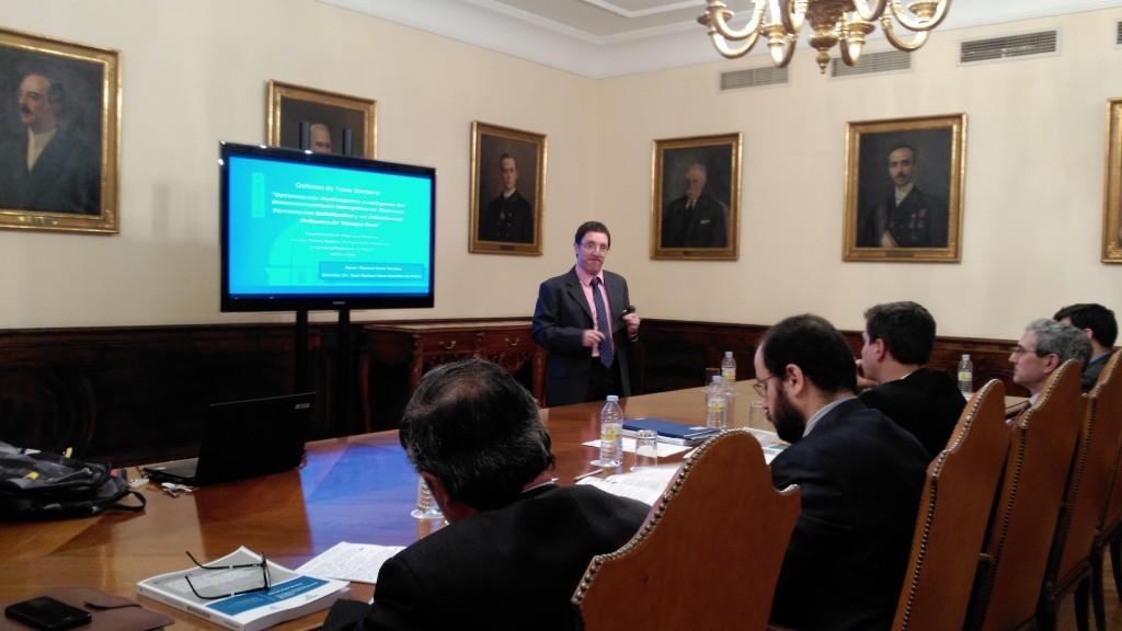 Manuel Soler Nicolau: Doutor em Engenharia Industrial