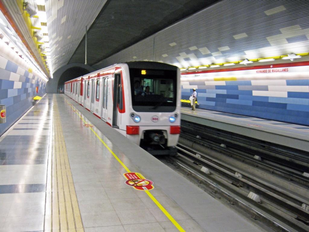 Capacitación para el nuevo sistema CBTC de la Línea 1 de Metro de Santiago