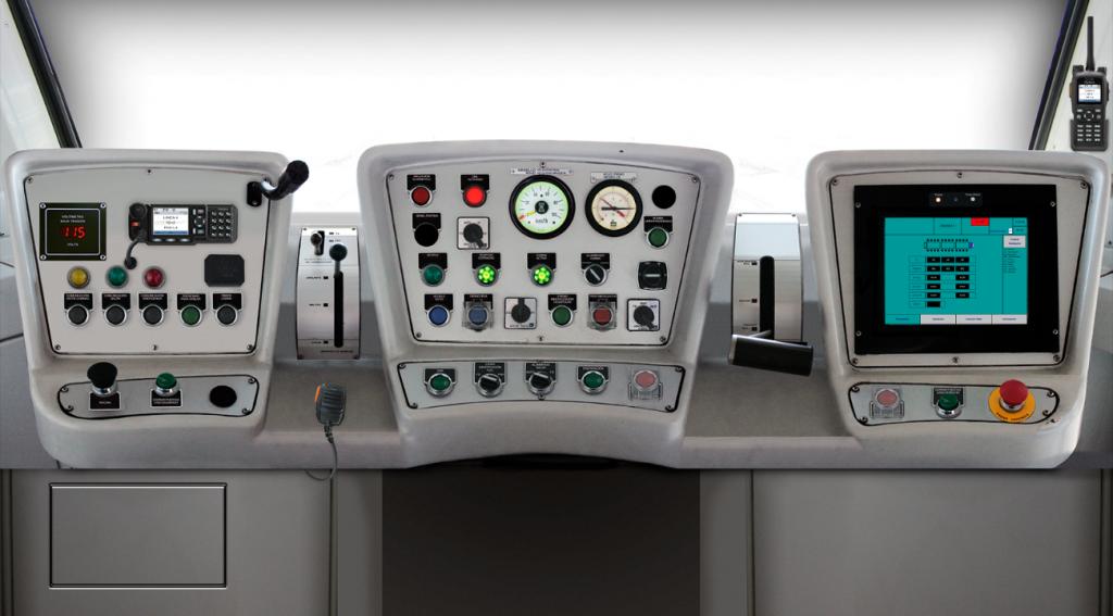 Los simuladores de Metro de Santiago actualizados con TETRA