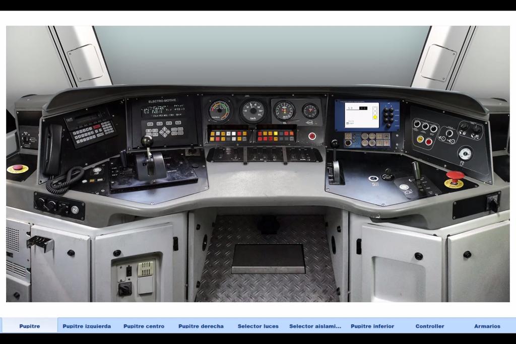 Nuevo simulador Euro 4000 de CEFF