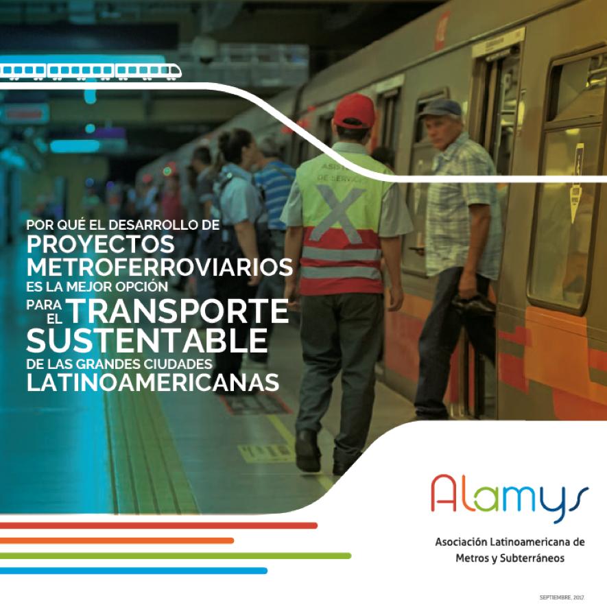 ALAMYS nos invita a conocer la estrategia 'Pro-Rail'