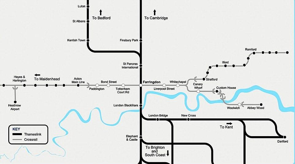 Verificador independiente ETCS para el programa Thameslink
