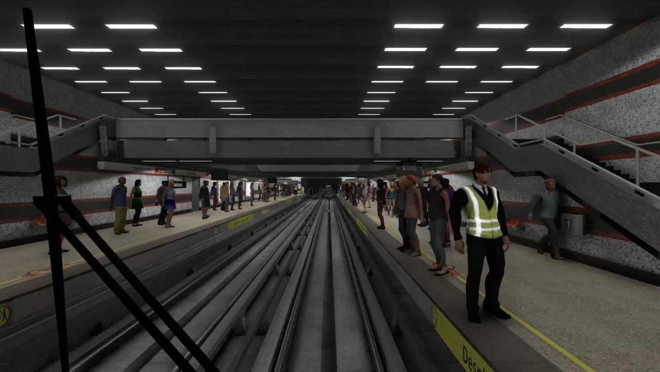 Nuevo simulador de formación para Metro de Santiago 05