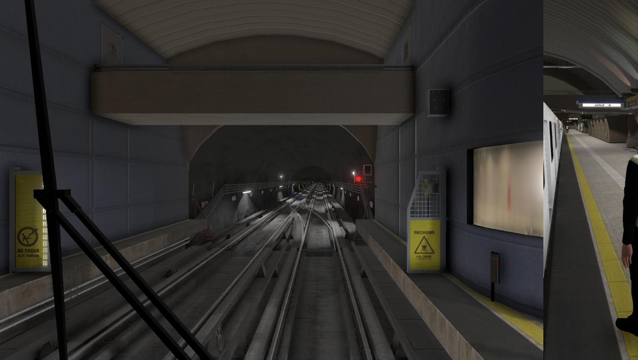 Nuevo simulador de formación para Metro de Santiago 06