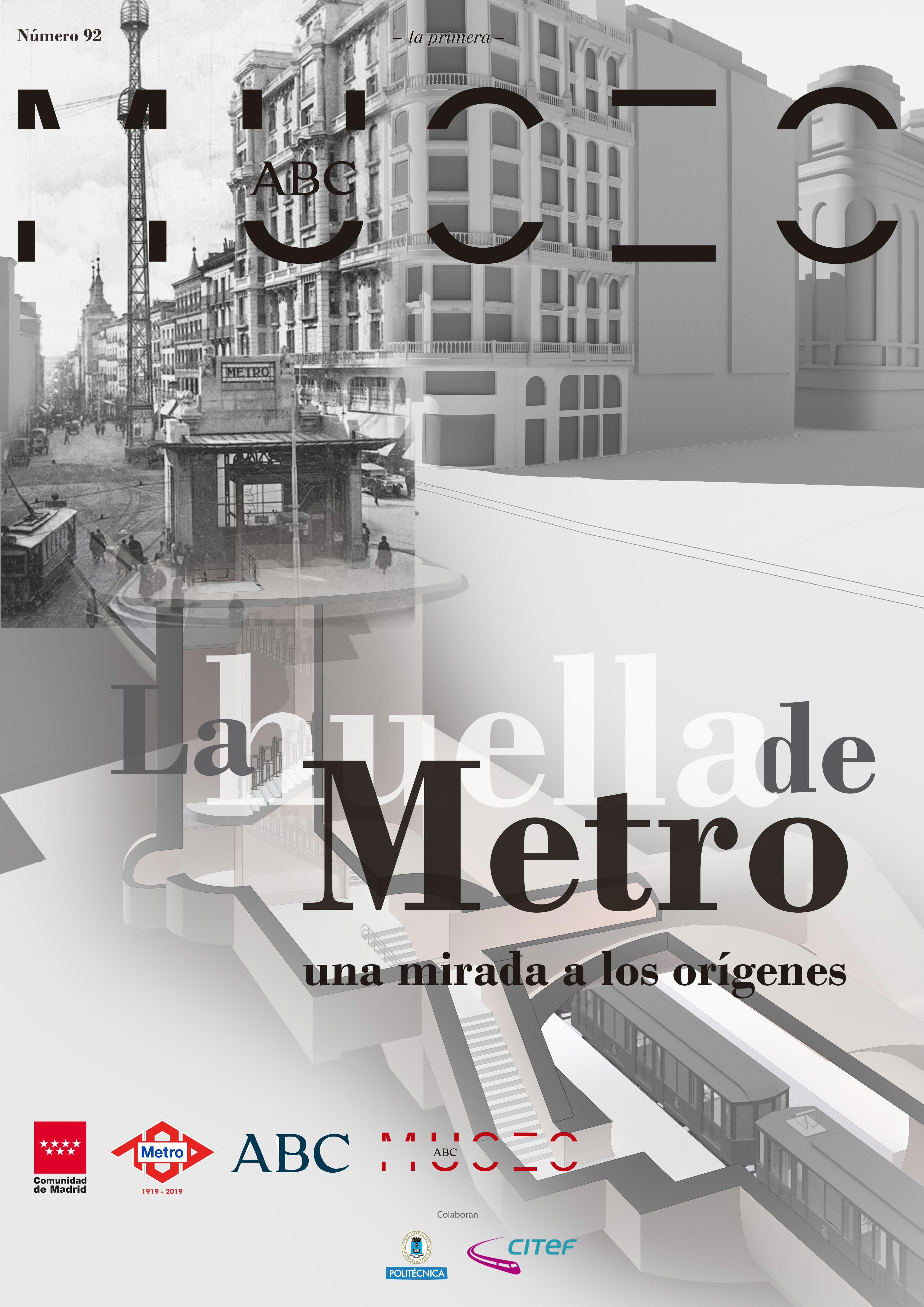 Inaugurada la exposición del centenario de Metro Madrid_02