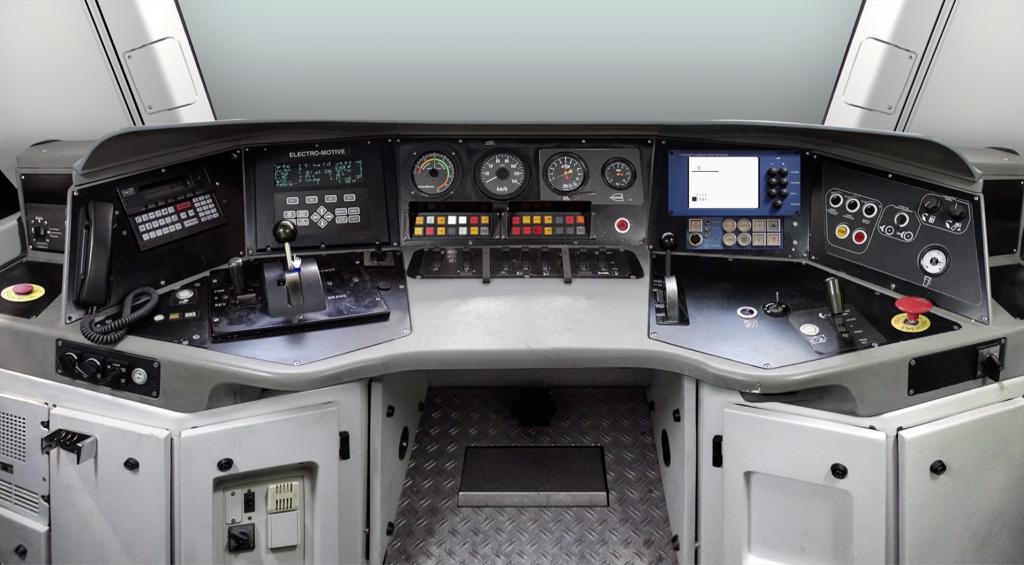 Simulador de treinamento de maquinistas para a ALSA